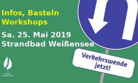 Ideen für ein lebenswertes Weißensee – 25. Mai – workshops&more