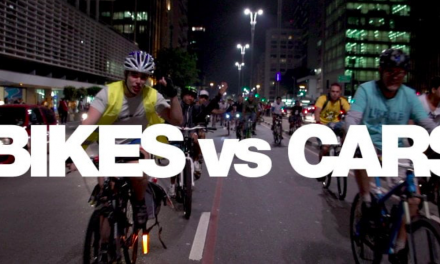 """Morgen: """"Bikes vs. car"""" im Freilichtkino am Weißen See"""