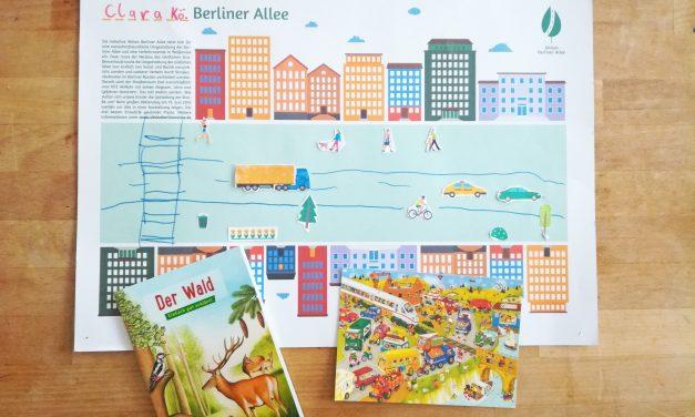 Kreativwettbewerb Berliner Allee